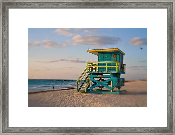 4499 Framed Print