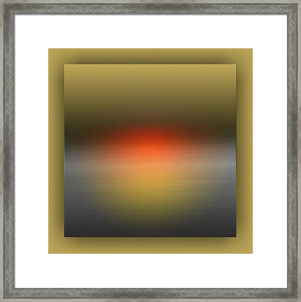 Framed Print featuring the digital art Diving Colors by Mihaela Stancu
