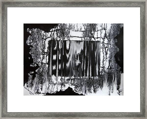 Magic Rectangle Framed Print