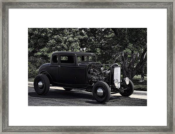 1932 Ford Hot Rod Framed Print
