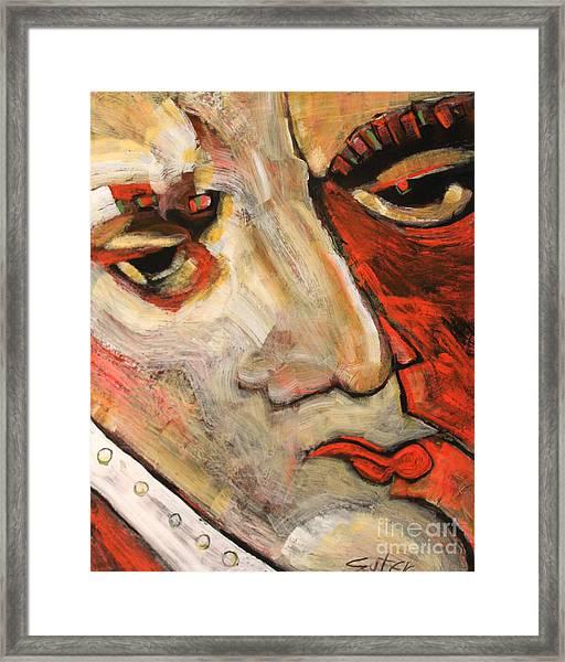 5 - James Monroe Framed Print