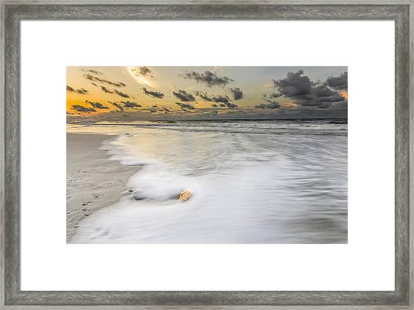 Sunrise On Hilton Head Island Framed Print