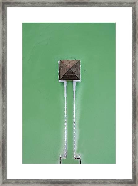 Untitled Framed Print by E.amer