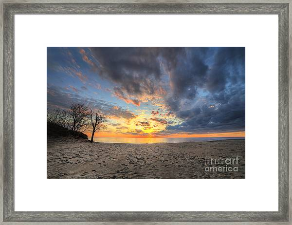 Warren Dunes State Park Framed Print by Twenty Two North Photography