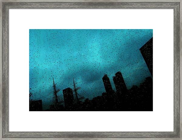 #502 Framed Print