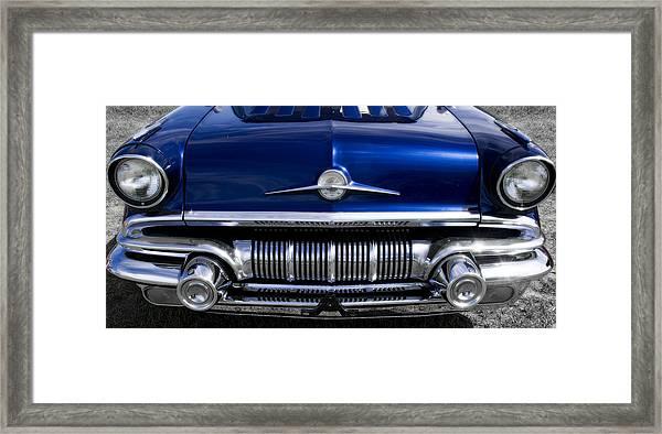 '57 Pontiac Safari Starchief Framed Print