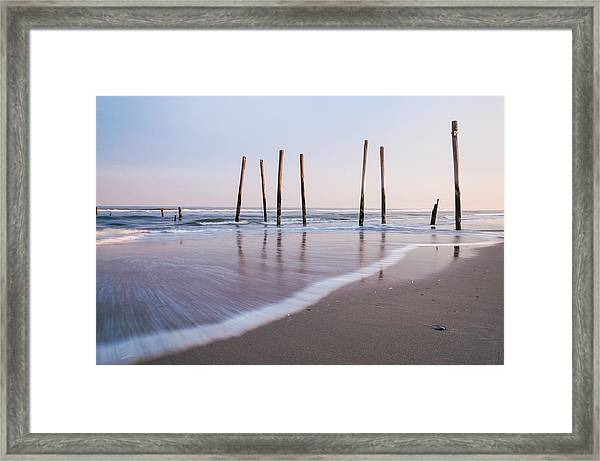 59th Street Framed Print
