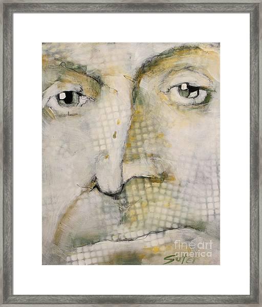 6 - John Quincy Adams Framed Print