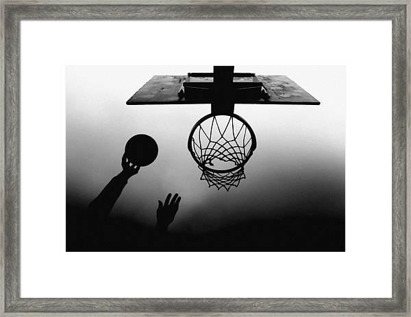 N/t Framed Print