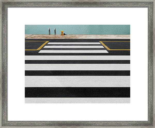6/16 Framed Print by Paolo Luxardo