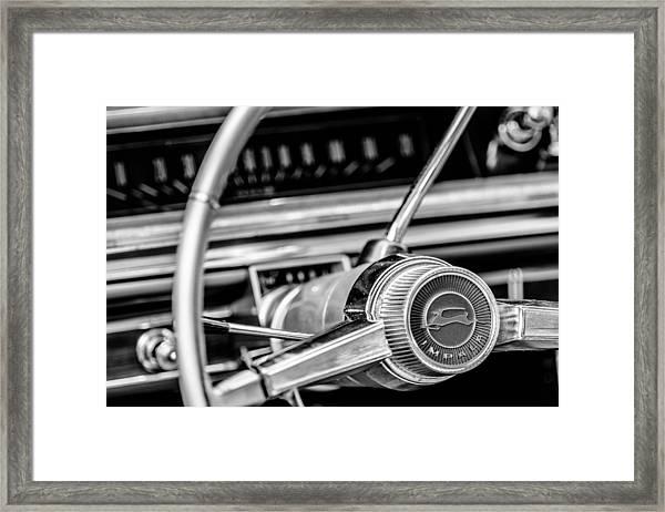 65 Impala Framed Print