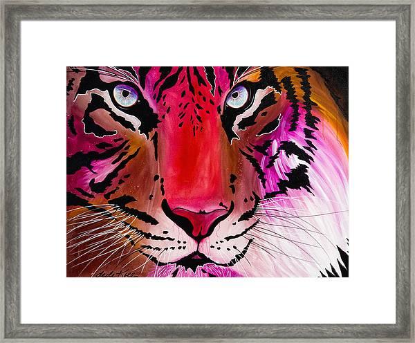 Beautiful Creature Framed Print
