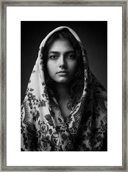 Untitled Framed Print by Mehdi Mokhtari