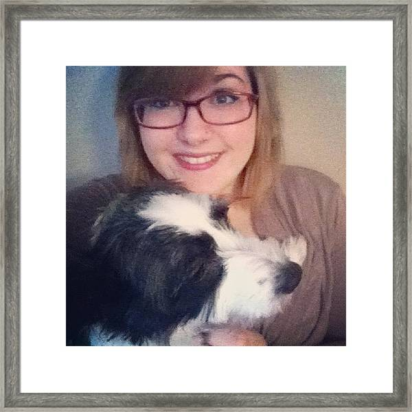 Instagram Photo Framed Print by Mary Wilkinson