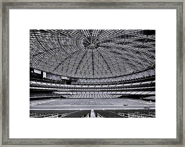 8th Wonder Framed Print