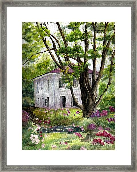 A Breeze Needed Framed Print