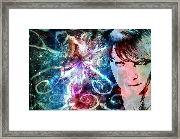 A Dreamer's Dream Framed Print