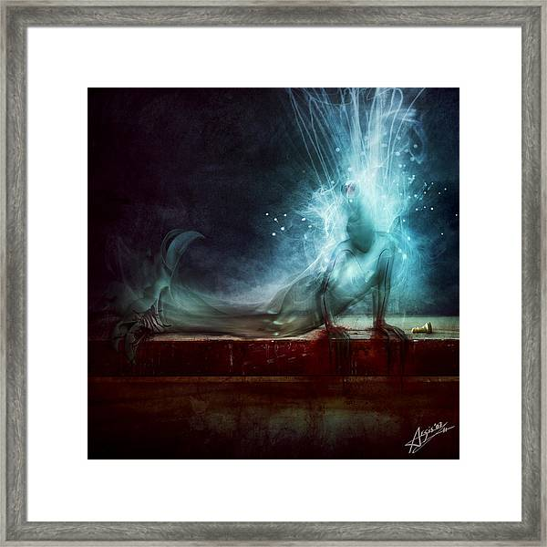 A Dying Wish Framed Print