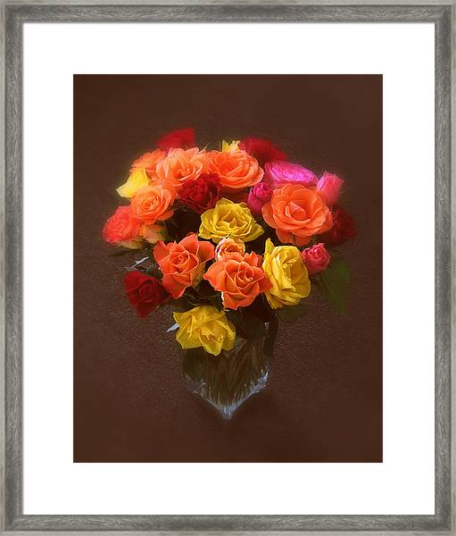 A Mother's Gift Framed Print
