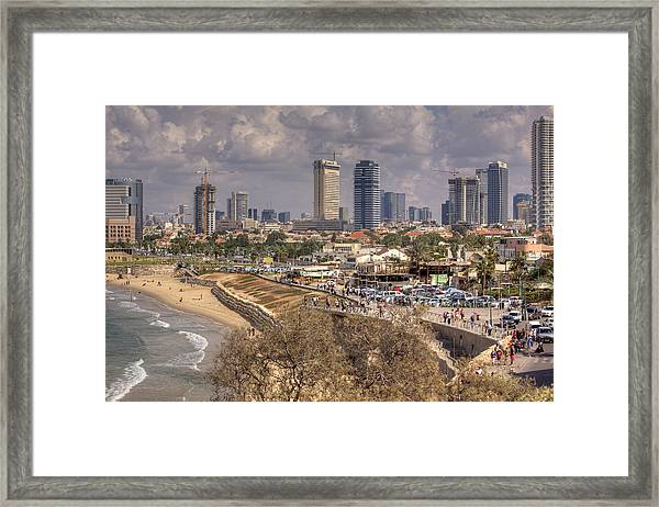 A Peacefull Morning Framed Print