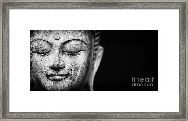 A Place To Be Framed Print by Tim Gainey