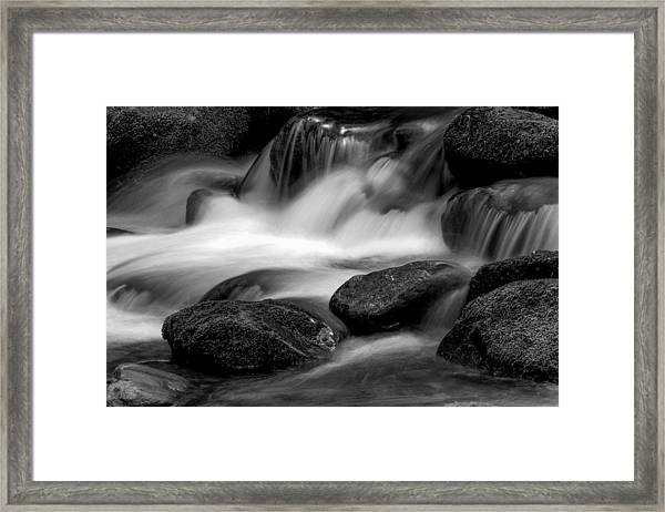 A Smokies Icon Framed Print