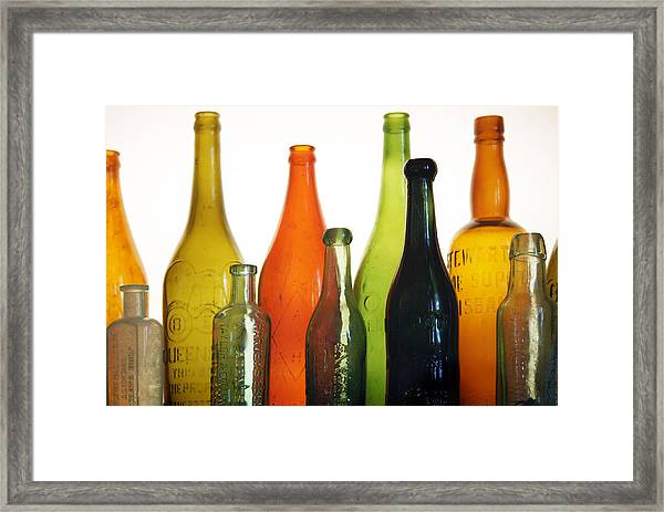 A Thirst For Timelessness Framed Print