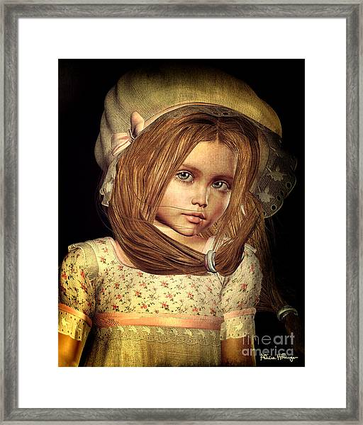 Abigail Framed Print
