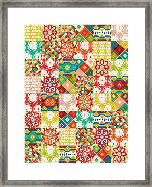 Abrazo Framed Print