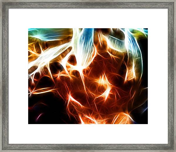 Abstract 004 Framed Print