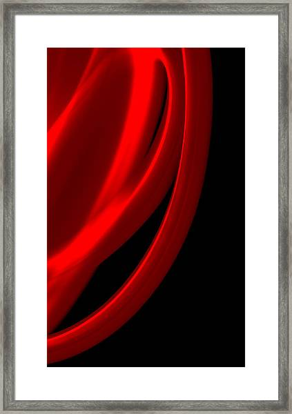 Abstract 43 Framed Print
