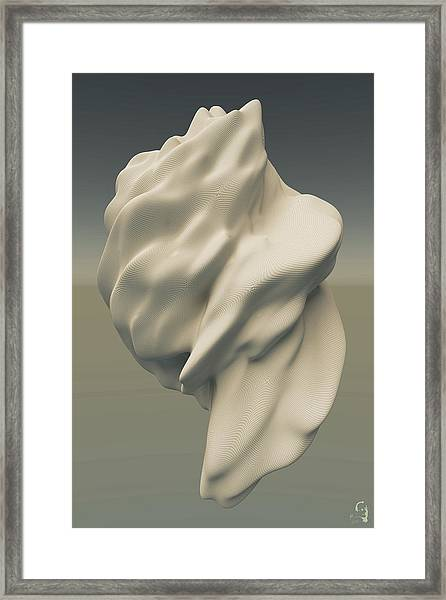 Abstract Form 051114 Framed Print