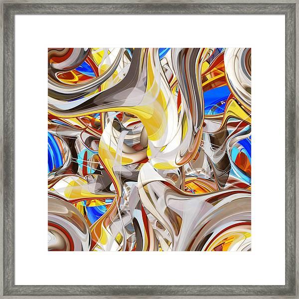 Carousel - 018 Framed Print