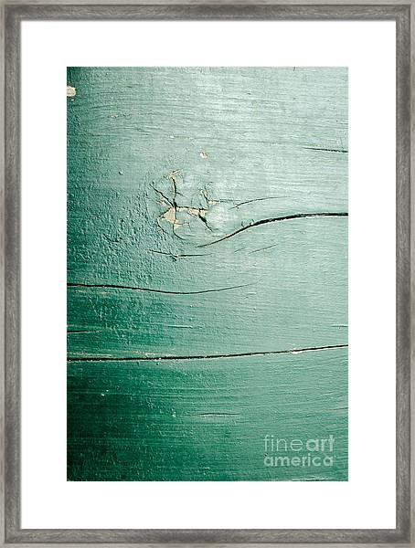 Abstract Photography Framed Print