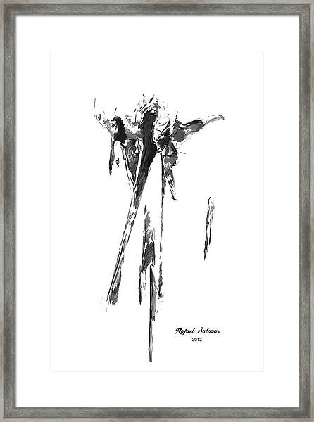Abstract Series I Framed Print
