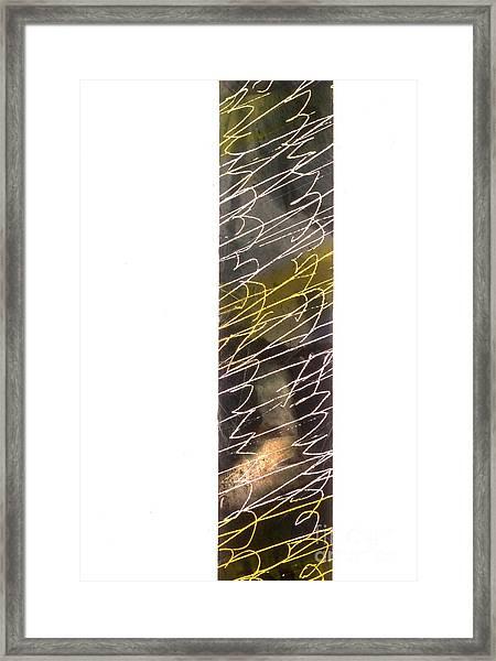Abstrait 7 Framed Print