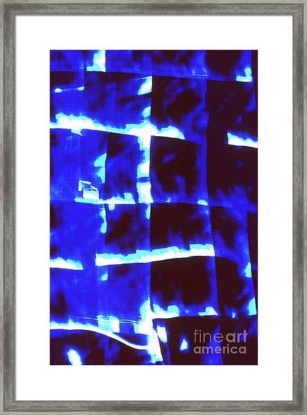 Abstrait4 Framed Print