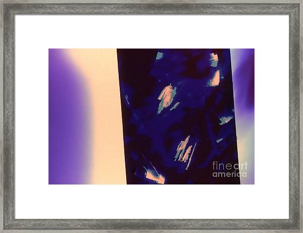 Abstrait5 Framed Print