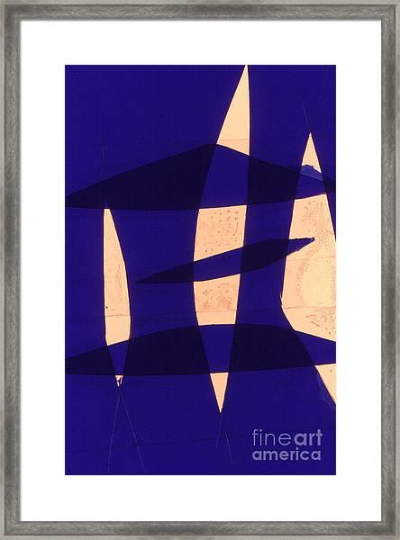 Abstrait6 Framed Print