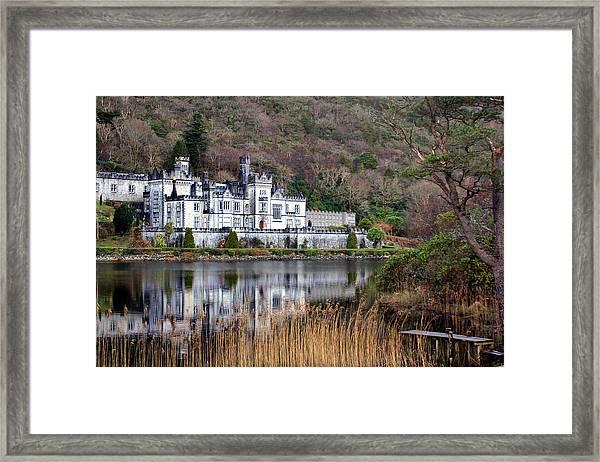 Across The Pond Framed Print