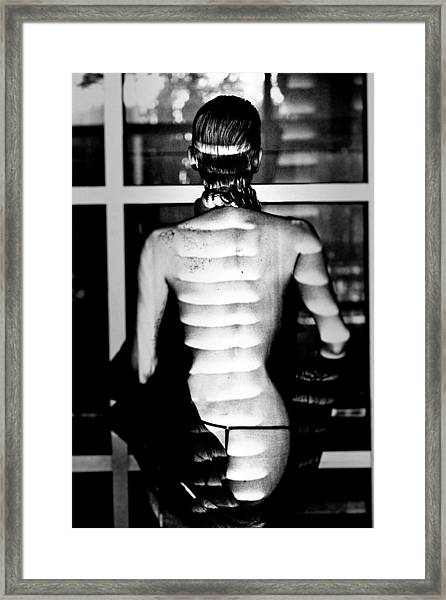 Ad Captandum Framed Print