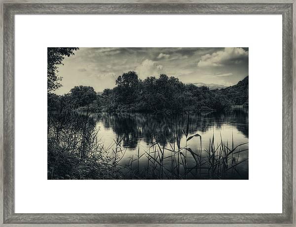 Adda River 3 Framed Print