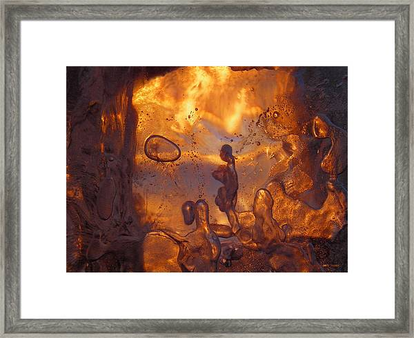 Adventurer Framed Print