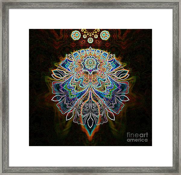 Aethyr Framed Print