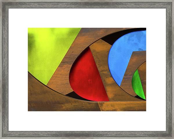 A.f.a.s. Framed Print