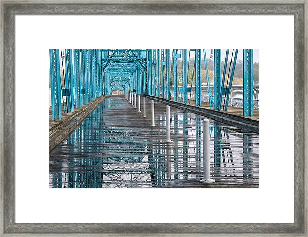 After The Rain 2 Framed Print