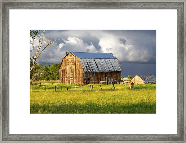 After The Storm I Framed Print