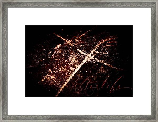 Afterlife Framed Print