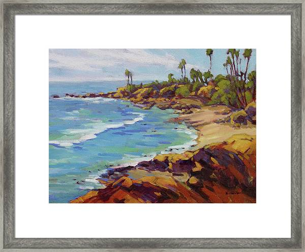Afternoon Glow 2 Framed Print