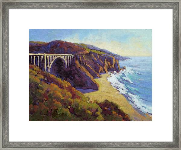 Afternoon Glow 3 Framed Print
